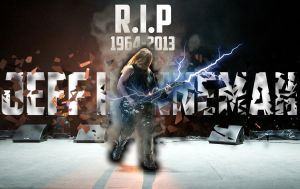 Jeff Hanneman Tribute V2 by Caramelxcore