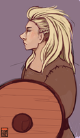 Lagertha by FionaCreates