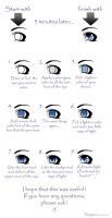 - Tutorial Manga-Anime Eye - by Nayou