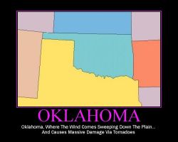 Oklahoma by dburn13579
