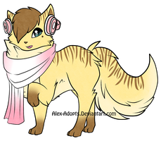 Kitty Adopt: SOLD by Key-Ring