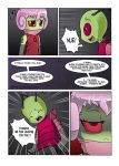 Invader Zim: Conqueror of Nightmare Page 35 by Blhite