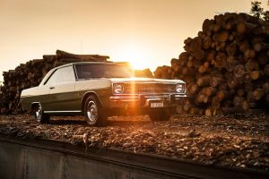 1973 Dodge by AmericanMuscle