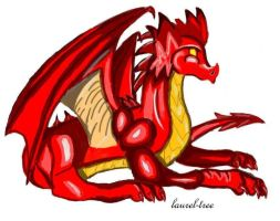 Red Dragon by laurel-tree