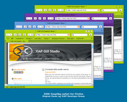 XiDGSoapSky safari for Firefox by susumu-Express