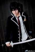Rin Okumura Blue Exorcist by VariaK