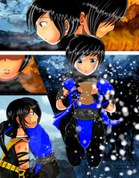ScorpionXSub-Zero: End of an Rivalry... by JassyCoCo