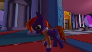 All Alone on the Best Night Ever.. by FireLapisJade