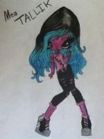 Mae Tallick  | All Swagged Out by Nut-Rition
