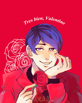 possible valentines card by weaq