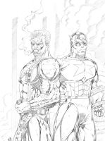 10_Weekly_Cable : Heroes Reborn by Absalom7