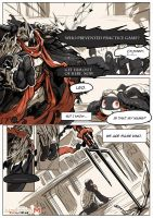 TMNT Dimension M Red and Black #3-2 by zibanitu6969