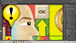 Photoshop WIP by roberlan