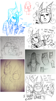 2015 Sketchdump II by Wowza-Wowzers