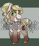 ADOPT PONY - fixed price $6 - OPEN by WingOfWind
