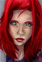 Realistic Ginger . . . part 2!! by TheLuckyStarhopper