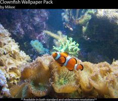 Clownfish Wallpaper Pack by mikee99