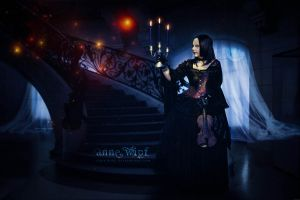Dark music by annewipf