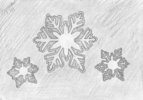 Snowflakes by artlady87