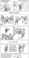 Assassin's Creed - Revenge is Sweet (Comic) by Megaman-EX