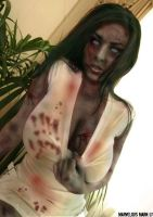 Zombie Ewa Sonnet by MarvelousMark