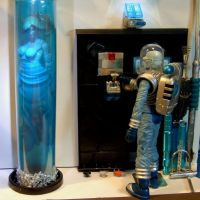 Mr. Freeze and Nora Diorama 2 by skphile