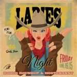 Ladies Night by dhulteen