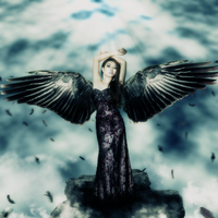 Rising Angel by chronoxiong