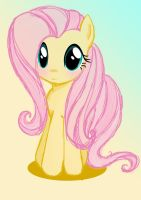 Fluttershy - Friends ? - MLP by Piline0509