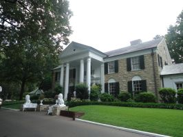 Graceland by morghach