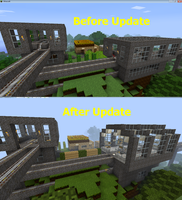Cliffside Junction Updated by CrazyRonn