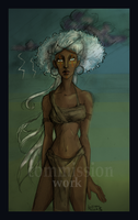 Storm by HILLYMINNE
