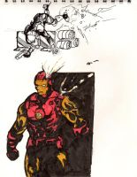 #05 Ironman and Explosions by Postman6611