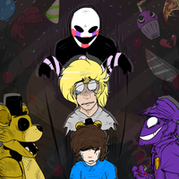 It's Been So Long - FNAF 2 by Choco-Floof