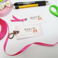 Zoevie Hangtag by Glory88