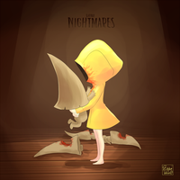 She is a little nightmare by EddieWeen