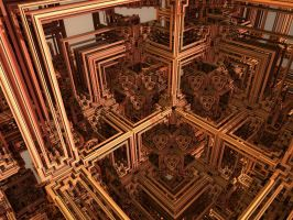 Base Structure SierpHilbert Style by CO99A5