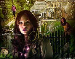 AMY POND BLEND by Medovskaya