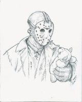 Jason - Sketch by mikegee777