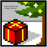 Xmas card 2007 by Jrsquee