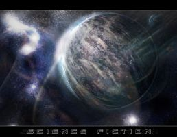 science fiction by pudo
