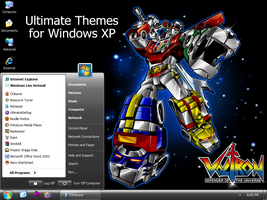 Ultimate Themes for Windows XP by Vher528