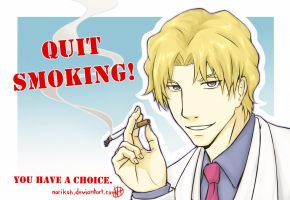 SMOKING KILLS! by Narikoh