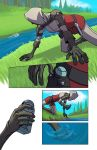 A Last Hurrah for Chivalry: Prelude Page 06 by spreston