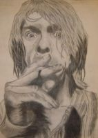 Kurt Cobain by Tom10011
