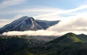 Mount St. Helens by WildTurkey99
