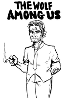The Wolf Among Us by Chongothedrawfriend