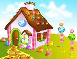 Candyland Dream by HelenLight