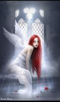 ...The Last Angel... by MorbidiaMorthel