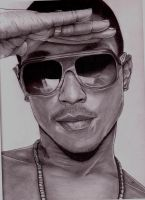 Pharrell by fojtek84